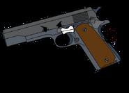 Pistol-pose