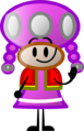 Toadette Season 2 Pose