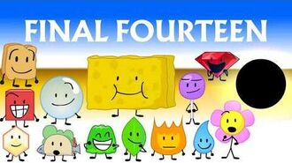 BFB 16 but Black Hole is in BFB and Balloony is in TPOT