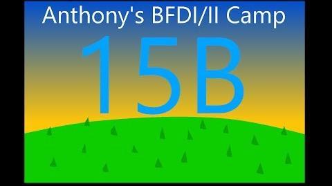 BFDI II Camp 15B Only 1 1 2 Hour to Make