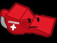 Lifeguard Whistle