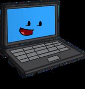 Laptop Pose