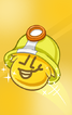 Puffley Save Icon (Gold)