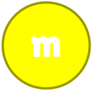 Yellow M&M Body
