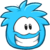 Blue Puffle From Club Penguin