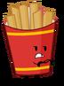 Fries Pose BFUM