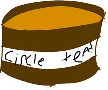 Circle tea old asset