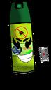 Bug Spray pose