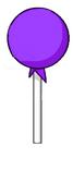 Lollipop body