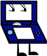 3DS-the bossy bot