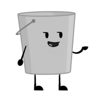 Bucket Pose Dead
