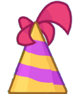 Party Hat's Body (BFTW)
