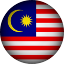 This is my friend Malaysia Ball. Not the country.