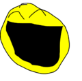 Yellow Face Smile 2 Talk0005
