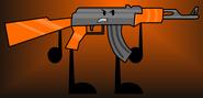 89. Gun