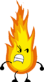 Official Fireball Pose