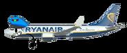 Ryanair Plane