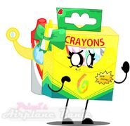 AIR - Box of Crayons