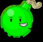 Light Green Bomb