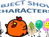 Object Show Characters
