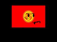 Flag Survivor Kyrgyzstan