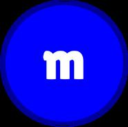 Blue M&M Body