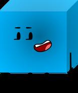 Cyan Blocky