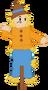 Scarecrow Pose