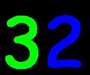 32 Body