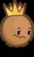 Chocolate Ball Pose