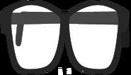 Glasses E Left