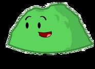 GreenRockyPose!