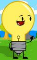 Lightbulb's Pose