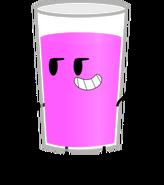 Tehm. Purple GJ Friend's posey