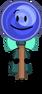 Blueberry Lollipop