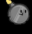 Bomb coiny pose
