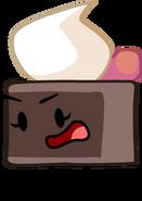 Strawberry Cake Pose