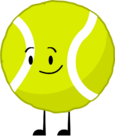 Tennis Ball (Pose)