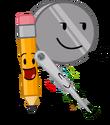 Pencil Nickel Needy R