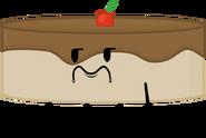 Chocolate Cakey Pose