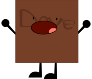 Dove Chocolate Screaming Face
