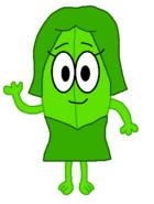 Leafy's third design