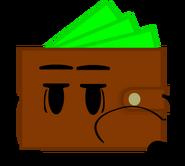 Wallet Poster Pose