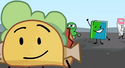 Taco and Book became friends (BFB 16) 4