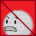 Golf Ball (Eliminated)