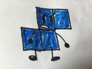 Blue Tetramino
