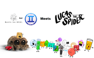 BFB and II Meets Lucas The Spider