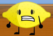 Lemony Scared