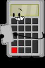 Calculator pose