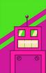 Eraser Roboty's BFB 17 Icon